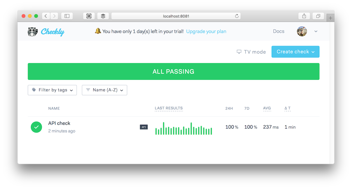 How we deal with plan limits in the front end of our SaaS app