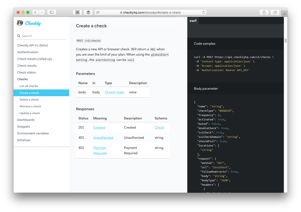 How we added a public API to our existing SaaS app